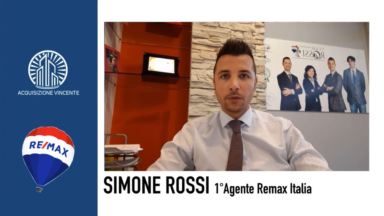 Remax Hunters Palermo webinar Simone Rossi